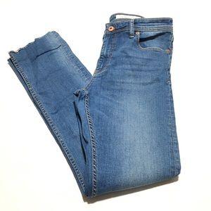 PILCRO And The Letterpress Slim Straight Jean 29